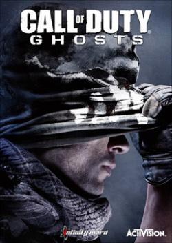 Capa de Call of Duty: Ghosts