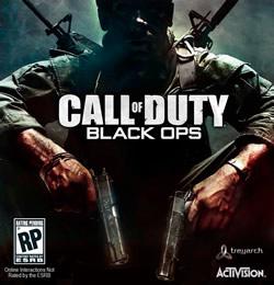 Capa de Call of Duty: Black Ops