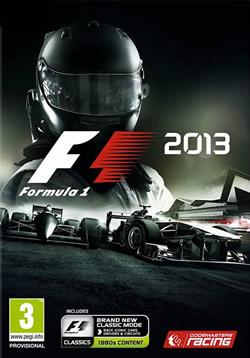 Capa de F1 2013