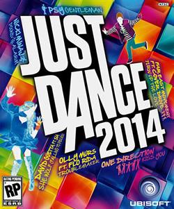 Capa de Just Dance 2014