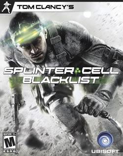 Capa de Tom Clancy's Splinter Cell: Blacklist