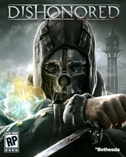 Capa de Dishonored