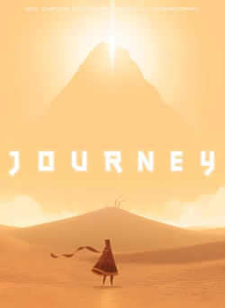 Capa de Journey