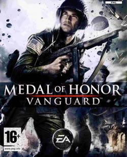 Capa de Medal of Honor: Vanguard