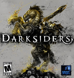 Capa de Darksiders