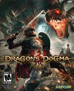 Capa de Dragon's Dogma
