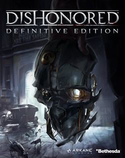 Capa de Dishonored Definitive Edition