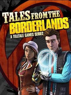 Capa de Tales from the Borderlands