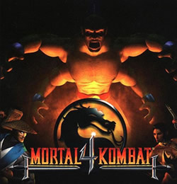 Capa de Mortal Kombat 4
