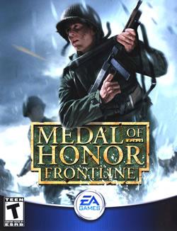 Capa de Medal of Honor: Frontline