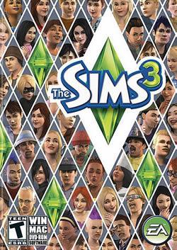 Capa de The Sims 3