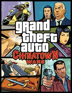 Capa de Grand Theft Auto: Chinatown Wars