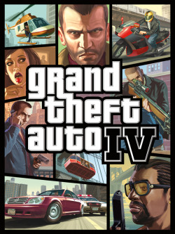 Capa de Grand Theft Auto IV
