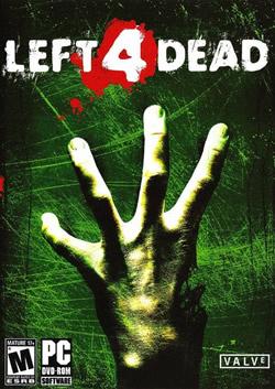 Capa de Left 4 Dead