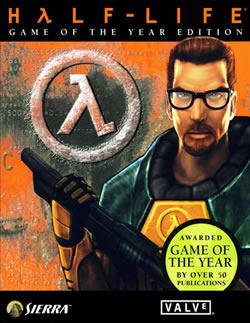 Capa de Half-Life