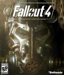 Capa de Fallout 4