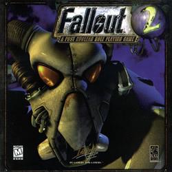 Capa de Fallout 2