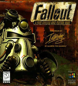 Capa de Fallout