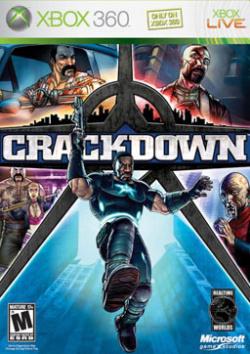 Capa de Crackdown