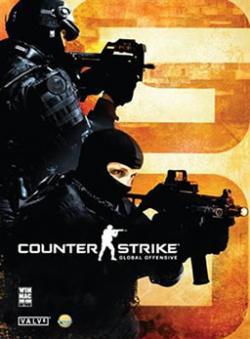 Capa de Counter-Strike: Global Offensive