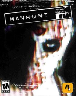 Capa de Manhunt
