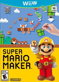 Capa de Super Mario Maker
