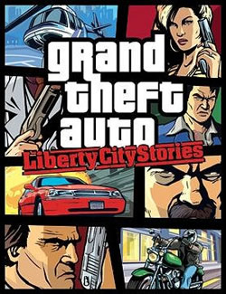 Capa de Grand Theft Auto: Liberty City Stories