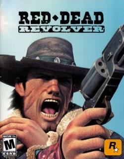 Capa de Red Dead Revolver
