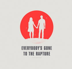 Capa de Everybody's Gone to the Rapture