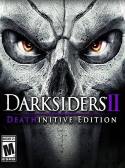 Capa de Darksiders II: Deathinitive Edition