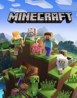 Capa de Minecraft