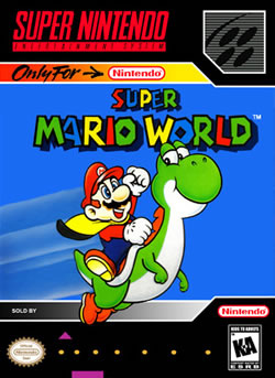 Capa de Super Mario World
