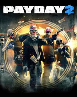 Capa de Payday 2