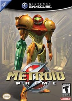 Capa de Metroid Prime