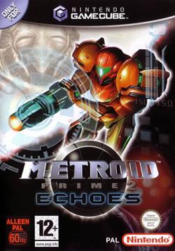 Capa de Metroid Prime 2: Echoes