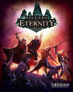 Capa de Pillars of Eternity