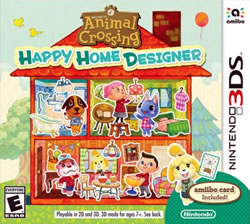 Capa de Animal Crossing: Happy Home Designer