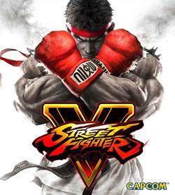 Capa de Street Fighter V