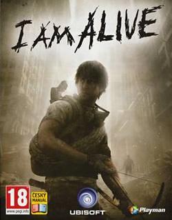 Capa de I Am Alive