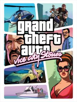 Capa de Grand Theft Auto: Vice City Stories