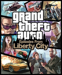 Capa de Grand Theft Auto: Episodes from Liberty City