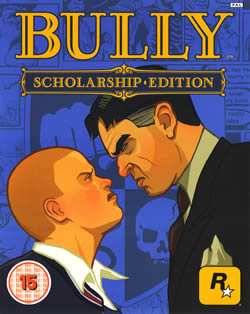Capa de Bully: Scholarship Edition