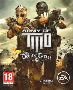 Capa de Army of Two: The Devil's Cartel