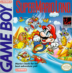 Capa de Super Mario Land
