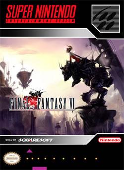 Capa de Final Fantasy VI