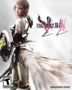 Capa de Final Fantasy XIII-2