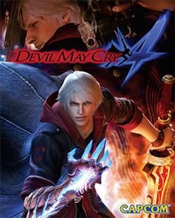Capa de Devil May Cry 4