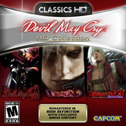 Capa de Devil May Cry: HD Collection