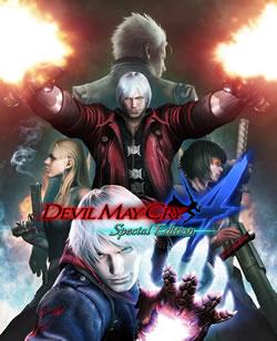 Capa de Devil May Cry 4: Special Edition