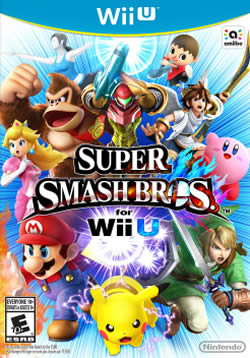 Capa de Super Smash Bros. for Wii U